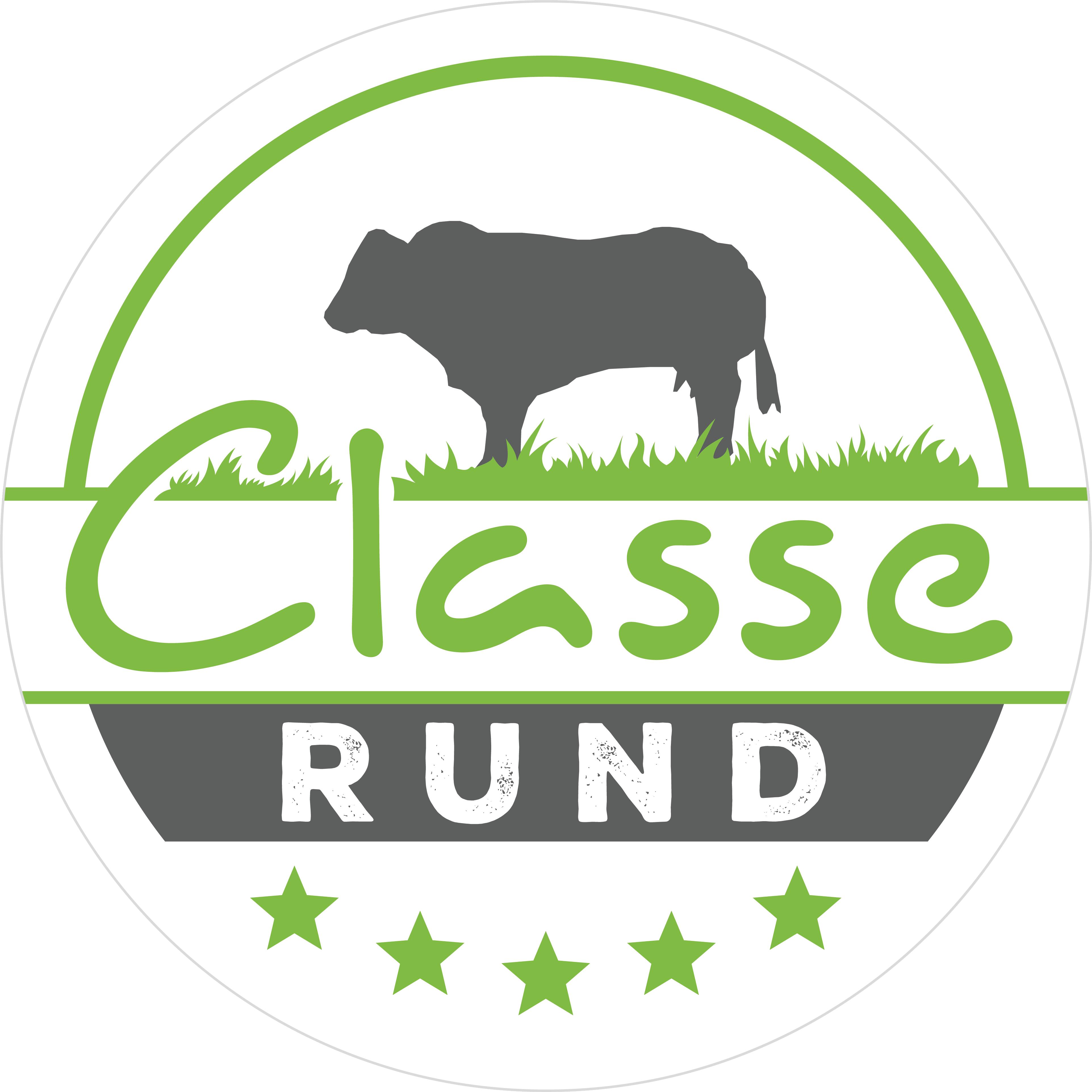 Logo Classe Rund | Classe Slager - Slagerij in Knesselare en Adegem
