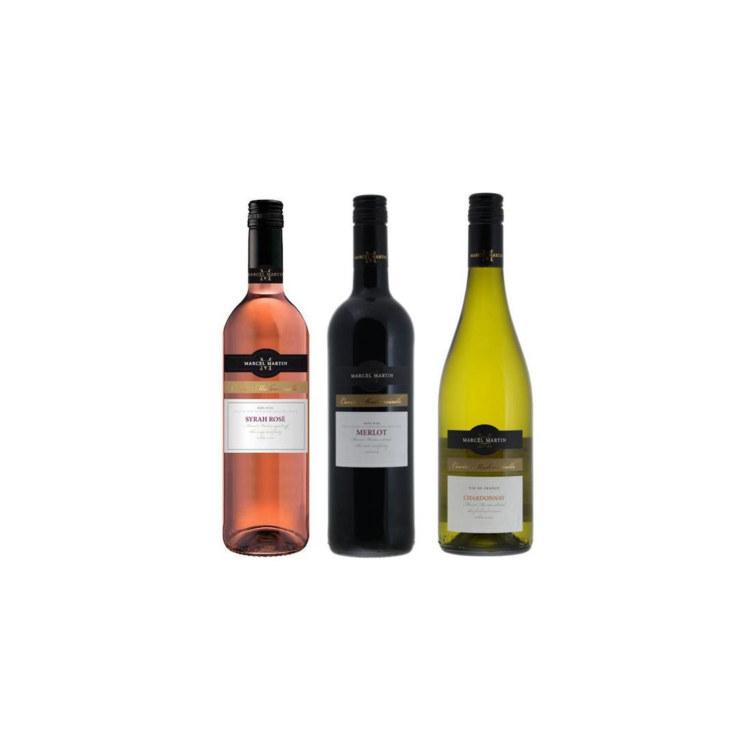 Productafbeelding Doos wijn - Classe Slager