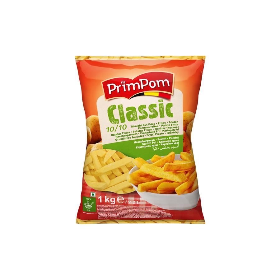 Productafbeelding Belgische frieten 10/10 - 1 kg - Classe Slager