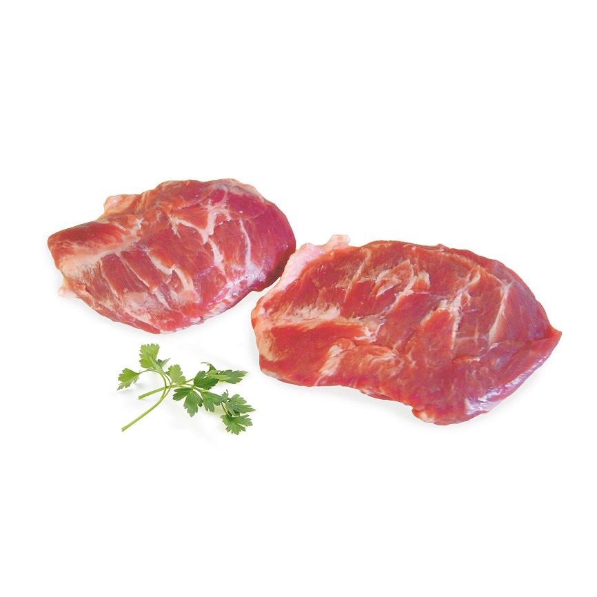 Productafbeelding Varkenswangetjes 1 kg/pak (diepvries) - Classe Slager
